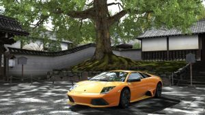 Gran Turismo 5: Lamborghini M by Legion-Of-3