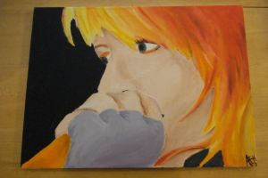 Hayley Williams by Nuxie