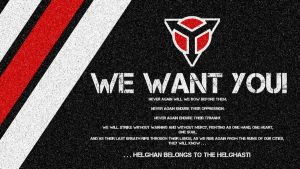 Helghast Recruitment by AJMcCoy612
