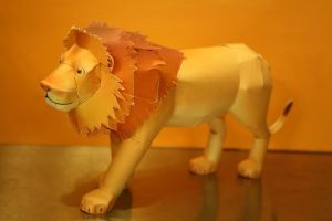 Lion by FuroMustela