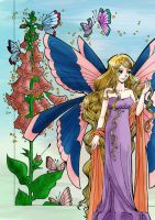 delicate fairy collab elyme by sand38090