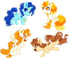 All Them Ponies by Sprits