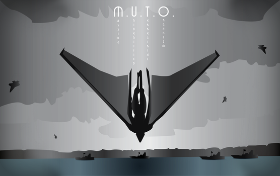 M . U . T . O .   DECO by Quinn-Red