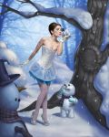 Snow Princess by Dominic-Marco
