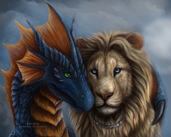 Regal Creatures by Sidonie