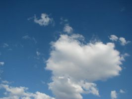 Sky - Cloud Stock 04. by stock-basicality
