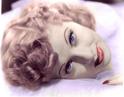 Lucille Ball Colorized 2 by ajax1946