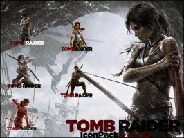 TombRaider icon pack by cHolTOP by cHolTOP