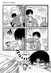 SNK doujin preview page by darkn2ght