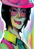 .SuperJail. Mistress by ophilino