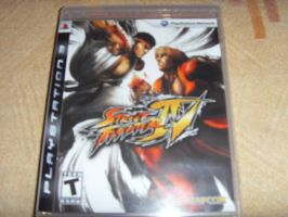 Street Fighter 4 by Gexon