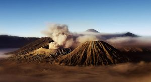 Bromo Mt by wrench66