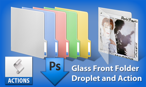 Win7 Clear Folder PS Droplet by Elmer-BeFuddled