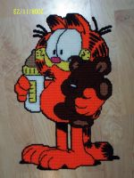 DEADDOG's GARFIELD by DeadDog2007
