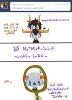 Ask Chibi-Tavros: Question 20 by junko-in-the-box