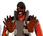 Team Fortress 2 - Ironic Demoman by Tadeu-Costa