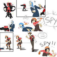 SPY by Metay