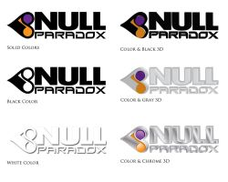 Null Paradox - Logo for 2013 by LuneBleu