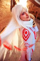 SHIRO DEADMAN WONDERLAND by moonlightspirit