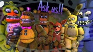 [FNaF-SFM] Ask us!! by TheFNAFLoverYT