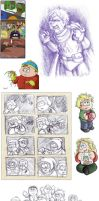 South Park Overload MK III by ChaosKirin