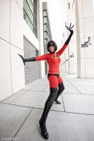 Mrs. Incredible by donttouchmymilk
