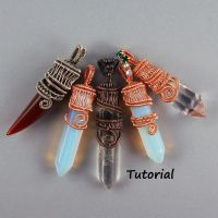 Crystal Point Wrap - Tutorial is finally ready! by Gailavira