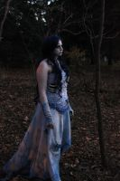 Corpse Bride walking by Elentari-Liv