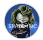 Badges: Joker by spam-inc