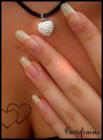 my nails by Tartofraises