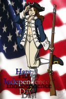 Happy 4th o' July by Tempest-Lavalle