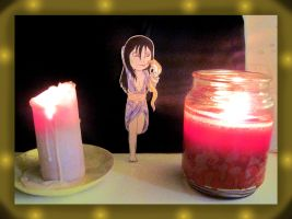 Scented Candles by animelover4343