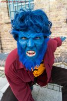 25 Oct MCM LON X-Men DoFP The Beast 1 by TPJerematic