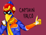 Captain Falco by Iffy-Jiffy