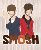 s.m.o.s.h. by re-flamed