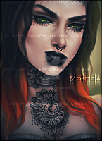 Morticia by Calcipurr