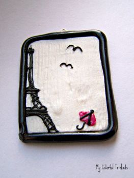 For My Love of Paris by TeaZeInYa1287