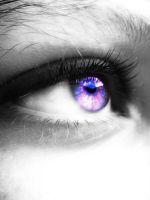 Eyes from amethyst by Voltrotz