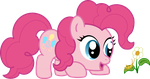 Filly Pinkie Pie by Goodwinn