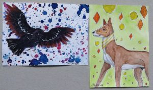 ACEO requests by Siljaaz