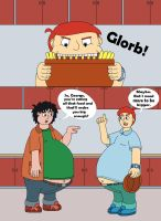 Fred and George Getting Fatter 03 by MCsaurus