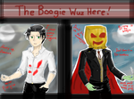 The Boogie Man by harukoJKPN