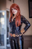 Black Widow Cosplay by StephBot Cosplay by St3phBot