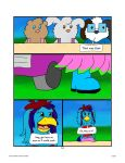 Bunny and Bear and the Lemonade - pg. 12 by JWthaMajestic