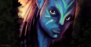 Avatar Colors by Art-by-Smitty