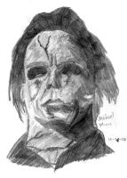 Michael Myers Zombies 2007 by NiGhT-sTaLkEr13