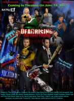Dead Rising Movie Poster by SovietMentality
