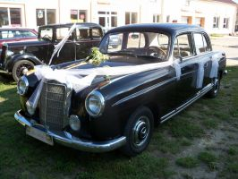 Mercedes-Benz 220 S by Abrimaal