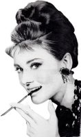 Audrey Hepburn 2 by badboys218