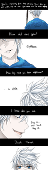 ROTG - Your skin is pale white and ice cold... by Fuugen